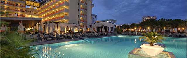 Hotel v Lignanu